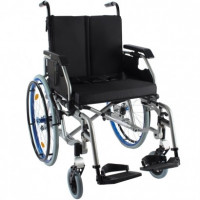 Купить Инвалидная коляска с независимой подвеской OSD-JYX7  Ортопедическая подушка для коляски в ПОДАРОК. (OSD-JYX7). Изображение №1