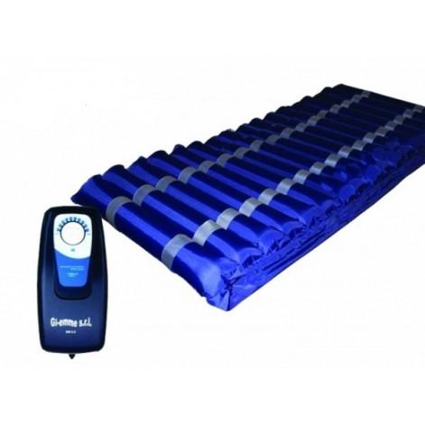 Купить Противопролежневый матрас нейлон + чехол в комплекте с регулирующим насосом TKS2012-B (TKS2012-B). Изображение №1