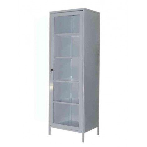 Купить Шкаф медицинский одностворчатый шм-1 (1037). Изображение №1