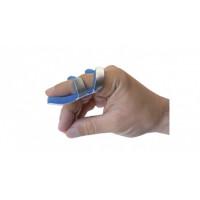 OM6201S / S (1) Фиксирующая шина для пальцев для лечения и защиты дистальных суставов пальцев