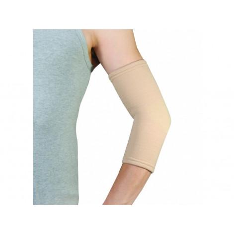 Купить EL-05 Эластичный локтевой бандаж, бежевый, XL (EL-05/XL). Изображение №1
