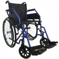 Инвалидная коляска стандартная синяя O..