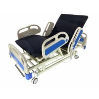 Электрическая медицинская многофункциональная кровать  MED1-С05 (видеообзор)
