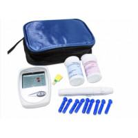Апарат EasyTouch для вимірювання рівня глюкози/ холестерину в крові