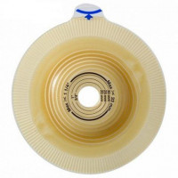 46769 Калоприемник Колопласт 2-компонентный Alterna Convex №4, фланец 60мм, вырез 15-43мм