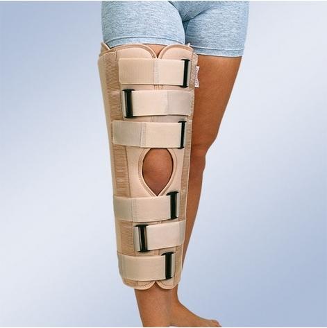 Купить IR-6000 / UNI Ортез на коленный сустав три шины (высота 60 см) (IR-6000/UNI). Изображение №1