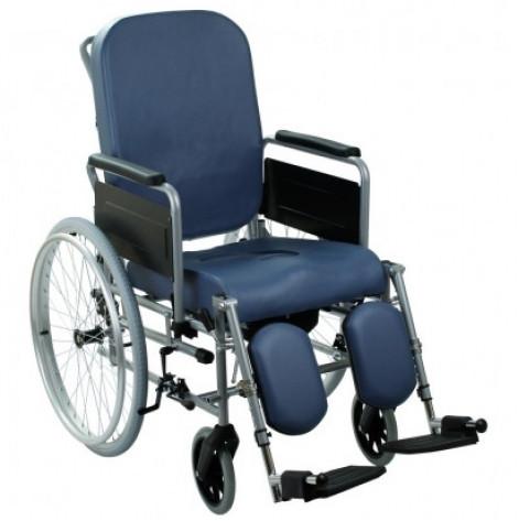 Купить Инвалидная кресло-коляска с санитарным оснащением OSD-YU-ITC (OSD-YU-ITC). Изображение №1