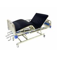 Механическая медицинская многофункциональная кровать MED1-С04 (видеообзор)