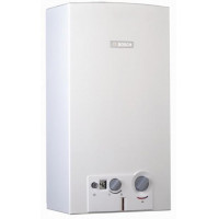 Газовая колонка Bosch WRD 10-2 G, 10 л/мин., 17,4 кВт, дисплей, рег. мощн., гидро-турбина