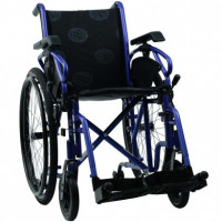 Инвалидная коляска «MILLENIUM IV» (синий)