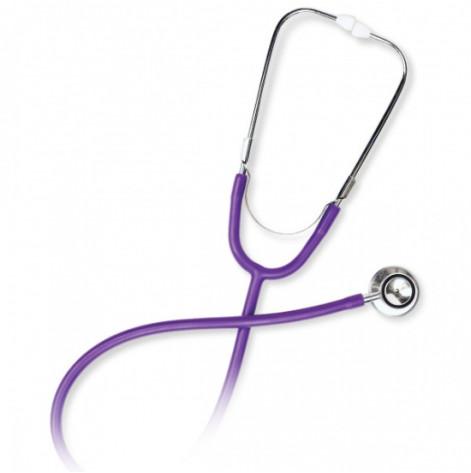 Купить WS-2 Стетоскоп с двусторонней головкой (фиолетовый) (WS-2). Изображение №1