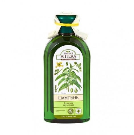 Купить Зеленая аптека шампунь, Крапива 350 мл (1633). Изображение №1