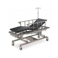 Каталка медицинская для перемещения пациентов OSD-A105B 4-х секционная МАТРАС В ПОДАРОК