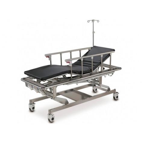 Купить Каталка медицинская для перемещения пациентов OSD-A105B 4-х секционная МАТРАС В ПОДАРОК (OSD-A105B). Изображение №1