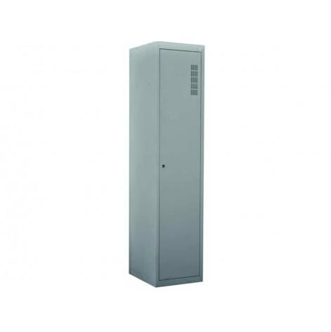 Купить Шкаф для халатов медицинский одностворчатый шхм-1 (1035). Изображение №1
