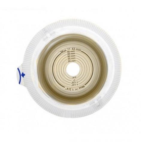 Купить 14282 Калоприемник Колопласт 2-компонентный Alterna Convex Light Extra №5, фланец 50мм, вырез 15-33мм (14282-colo). Изображение №1