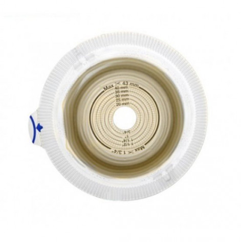 Купить 14283 Калоприемник Колопласт 2-компонентный Alterna Convex Light Extra №5, фланец 60мм, вырез 15-43мм (14283-colo). Изображение №1