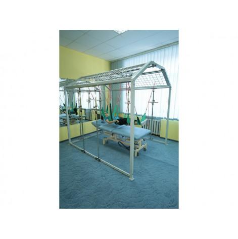 Купить Комплект механотерапевтического оборудования для подвесной терапии (кинезотерапии) Гравитон-1 (Гравітон-1). Изображение №1