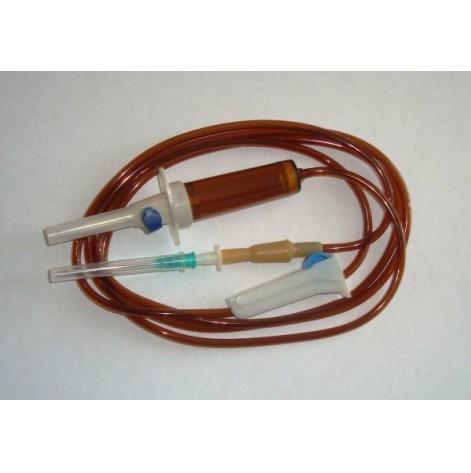 Купить Одноразовая система для вливання светочувствительных инфузионных растворов