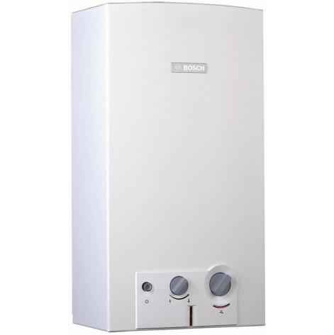 Купить Газовая колонка Bosch WR 15-2 B, 15 л/мин., 26,2 кВт, рег. мощн., розжиг от батареек (7703331748). Изображение №1