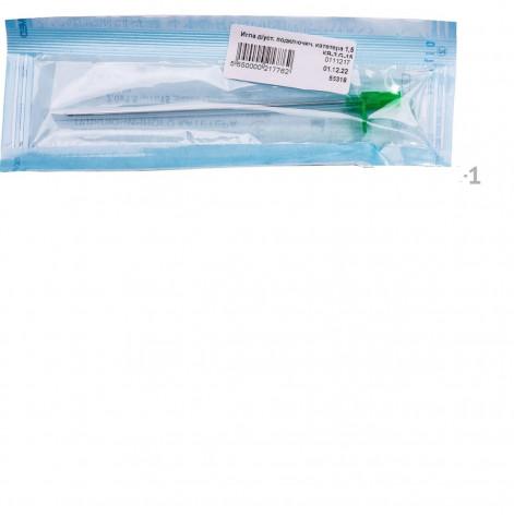 Купить Игла  КВ-3 (g 15) (120мм)    0211.1580115 (62884). Изображение №1