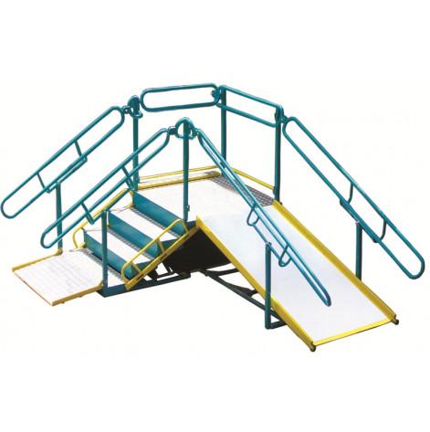 Купить Площадка подъемная для инвалидов ППН-Т (ППН-Т). Изображение №1