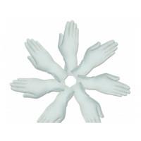 Перчатки cмотровые латексные