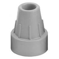 Наконечник резиновый с металлической вставкой, диаметр 19мм