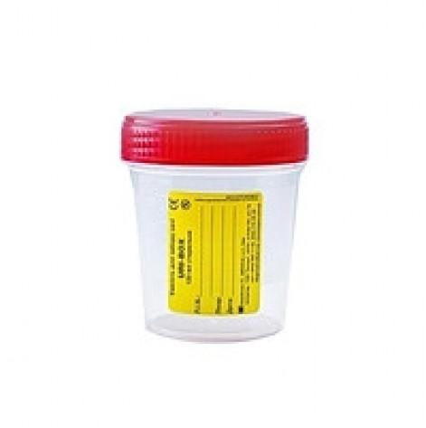 Купить Емкость для биологических жидкостей 50 мл стерильная Гемопласт (84327). Изображение №1