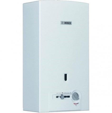 Купить Газовая колонка Bosch WR 10-2 P, 10 л/мин., 17,4 кВт, рег. мощн., пьезорозжиг (7701331615). Изображение №1
