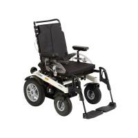 Купить Инвалидная  Электро Коляска OTTO BOCK с электроприводом B500**  Ортопедическая подушка для коляски в ПОДАРОК. (490E32). Изображение №1
