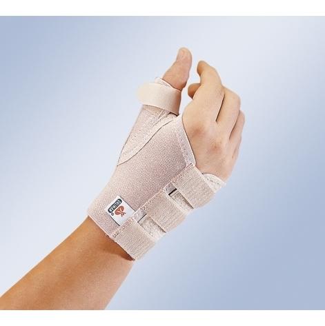 Купить MP-D70 / 2 Ортез на запястье-кисть с фиксацией большого пальца правый (p.M) (MP-D70/2). Изображение №1