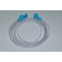 Удлинитель инфузионный, низкого давления с безиголочным инъекционным портом,  ПВХ 15 см , 1,0ммх2,0мм
