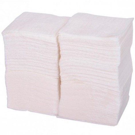 Купить Платки сухие носовые белые без запаха №9 * 10 Ekolo