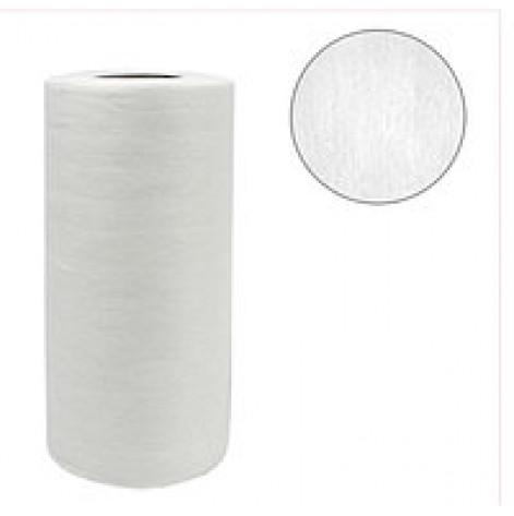 Купить Покрывало бумажное в рулоне60* Украина 2-слойное 60см*45,4см 50м (84869). Изображение №1