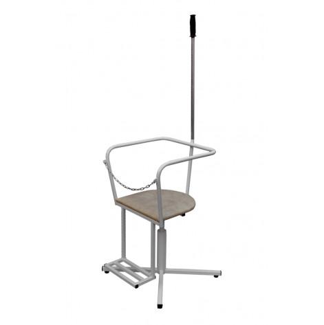 Купить Кресло Барани кв-1 (для проверки вестибулярного аппарата) медицинское (865). Изображение №1