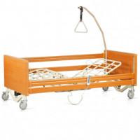 Кровать с электроприводом с металлическим ложем с гусаком «TAMI» OSD-91