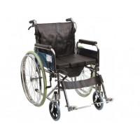 Инвалидная коляска с туалетом Golfi G120 Ортопедическая подушка для коляски в ПОДАРОК.