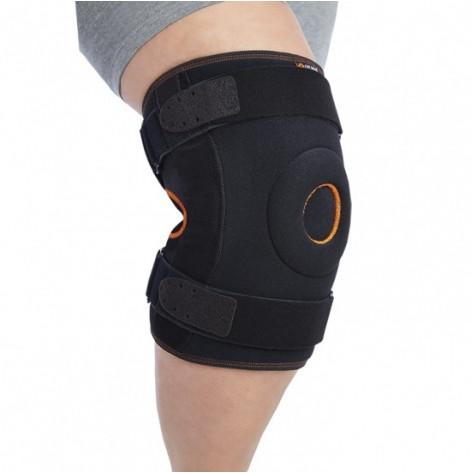 Купить OPL480 / 1 ортез на коленный сустав полицентрические ван плюс черный (OPL480/1). Изображение №1