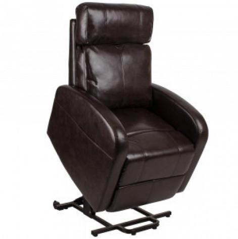 Купить Подъемное кресло с двумя моторами (коричневое) OSD-CAROL-PU09-1LD (OSD-CAROL-PU09-1LD). Изображение №1