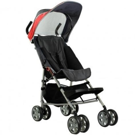 Купить Инвалидная коляска детская Ортопедическая подушка для коляски в ПОДАРОК. (OSD-MK1000). Изображение №1
