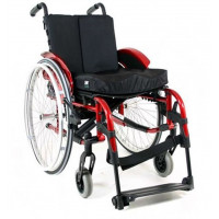 Складная активная инвалидная коляска Helix Quickie