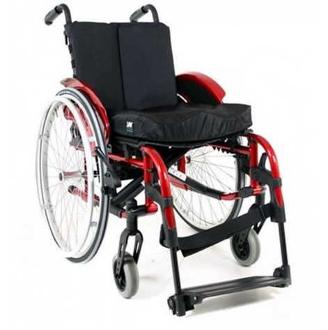 Купить Складная активная инвалидная коляска Helix Quickie (hel-quickie). Изображение №1
