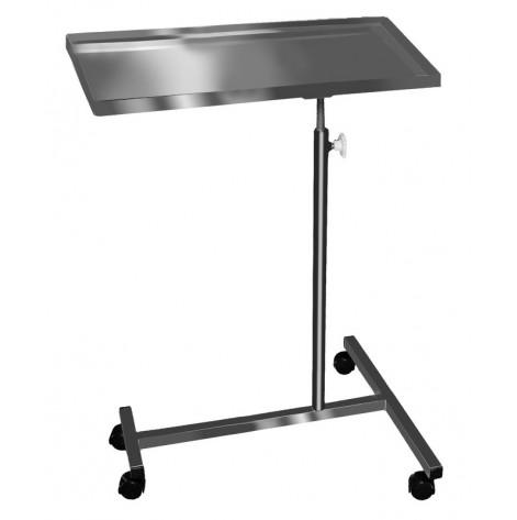 Купить Анестезиологический столик, стол анестезиолога передвижной на колесах СА-Н Завет (СА-Н). Изображение №1