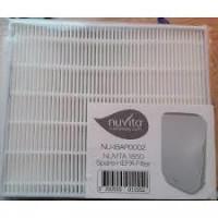 *HEPA фильтр NU-IBAP0002 к очистителю воздуха Nuvita NV1850