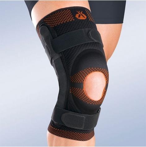 Купить 9107/7 Ортез на коленный сустав открытый наколенник шина плюс (p.XXXL) (9107/7). Изображение №1