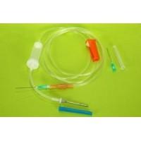 """Одноразовая система для вливання инфузионных растворов, крови та кровезаменителей """"MEDICARE""""(Luer Lock)"""