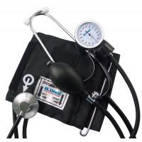 WM-62S  Измеритель артериального давления механический, манжета с металлическим кольцом, латексная груша