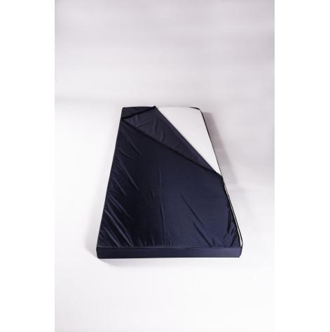 Купить Матрас медицинский водонепромокаемый, 6 см высоты, со сменным чехлом. Для медицинской кровати (MAT-200-90-6 ALB_P). Изображение №1