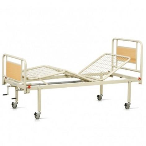 Купить Медицинская кровать механическая 3-х секционная МАТРАС В ПОДАРОК (OSD-94V+OSD-90V). Изображение №1